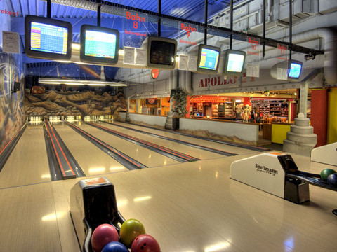 Strike Bowling-Center